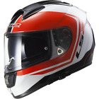 LS2 FF397 Citation Helmet - Vector Wake Internal Sun Visor