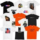 Frank Ocean Blond Blonde T Shirt Channel Orange Concert Tour Boys Don