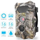 Infrared Night Vision IR 16MP HD 1080P Wildlife Hunting Trail Security Camera TFGame & Trail Cameras - 52505