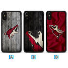 Arizona Coyotes Phone Case For Apple iPhone X Xs Max Xr 8 7 Plus 6 6s $4.49 USD on eBay