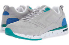 Brooks Heritage Mens Fusion Sneakers Grey Blue Teal Running Shoes Size 11