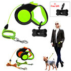 Retractable Dog Lead 3M/5M/8M Automatic Traction Rope Walking Lead Up To 25KG