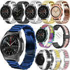 Stainless Steel Band For Samsung Galaxy Watch 46mm Samsung Gear S3/Gear S2 Strap image