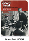 Vintage 1960s Down Beat and Jazz Magazines - $9.99 each You Choose!