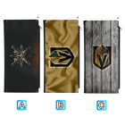 Vegas Golden Knights Leather 16 Slot Wallet Card ID Holder Purse $13.99 USD on eBay