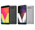 Black/silver Unlocked Lg V20 H918 64gb (t-mobile) Gsm 4g Lte Android Smartphone