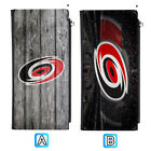 Carolina Hurricanes Leather Women Clutch Wallet Credit Card ID Organizer $13.99 USD on eBay