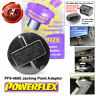 BMW F15 X5 (2013-) Powerflex Jack Pad Adaptor PF5-4660