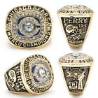 1985 Chicago Bears Super Bowl Champions Rings Gold William Perry Boxed Replica on eBay
