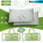 Bamboo Shredded Memory Foam Pillow with Hypoallergenic Cover Queen/King Size image