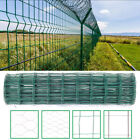 Galvanized Steel Wire Mesh Barrier Fence Safety Event Netting Net Roll Sizes NEW