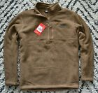 NWT MENS THE NORTH FACE GORDON LYONS 1/4 ZIP COAT JACKET SZ M, XL, 2XL