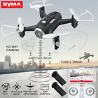 Syma X22W RC Drone with HD Camera 2.4G 4CH APP Control Wifi FPV Set High Headles