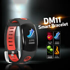 Fitness Tracker Smart Activity Watch Heart Rate Fit Women Men Bit Android iOS