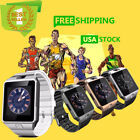DZ09 Blue-tooth Smart Watch Phone Wrist Watch for Android and iOS US