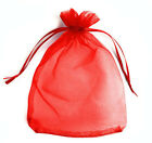 3x4 4x6 5x7 7x9 Organza Party Packing Wedding Favor Candy Gift Bag Jewelry Pouch