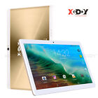 XGODY 10.1'' Tablet PC HD Android 7.0 16GB Quad Core 3G 2Cam Unlocked Phone Call