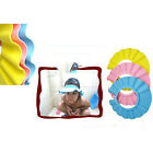 Adjustable Baby Kids Shampoo Bath Bathing Shower Cap Hat Wash Hair Shield GX