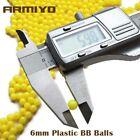 Armiyo 1000 Pieces Airsoft 6mm BB Balls Ammo Hunting Shooting Practice BB