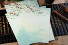 8pcs Chinese Style Retro Writing Paper Vintage Letter Paper Stationery Sets