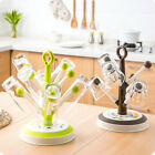 Simple creative multifunctional candy tree shape multi-filtrate cup holder