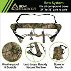 """Bow Slicker Compound bow Ultra light bow sling for 24-36"""" Axle to axle bow"""