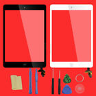 For iPad Mini 1 2 Touch Screen Glass Digitizer Replacement + IC Chip Home Button