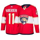 Jonathan Huberdeau Florida Panthers NHL Adidas Red Authentic On-Ice Pro Jersey $169.99 USD on eBay