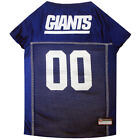 New York Giants Pet Jersey NFL Dog / Cat Size XS or SM cfw $24.76 USD on eBay