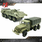 1:72 BTR-80 Armored Carrier M35 Cargo Truck Building Block Assembling Model Army for sale  Shipping to United Kingdom