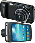 """Samsung Galaxy S4 Zoom C1010 SM-C1010 Android 4.3"""" 3G WI-FI 16MP SmartPhone"""
