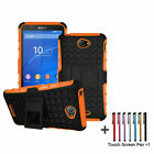 Rugged Shockproof Armor Kickstand Case Cover For Sony Xperia Z5 premium M4 Z3