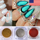 Nail Glitter Powder Mirror Chameleon Dipping Nail Acrylic Powder Nail Art Decor