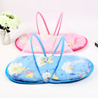 Baby Portable Folding Travel Cot Crib Bed Canopy Mosquito Net Tent With Pillow image