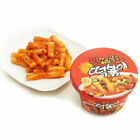 Instant Cup Spicy Korean Stir-Fried Rice Cake Tteokbokki 3 Type Korea Food Snack