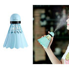 1PC Useful Badminton Shaped Mini Portable USB Humidifier Cool Mist for Home Car