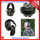 Earmuffs Ear Muffs Hunting Hearing Protection Gun Range Shooting Noise Loud 22dB