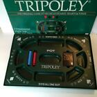 Vtg 1989 Tripoley Players Edition No 300 Cadaco Board Game 3D Tray Card Ages 6+