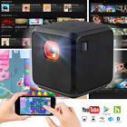 XPRIT Mini Projector Portable Projector Home Theater WiFi Bluetooth used sale