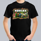 Roblox Kids T-shirt, New Design Children Computer Game Tee Size 0-16