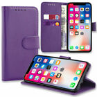 Leather Shockproof Wallet Card Slot Case Cover For 11 Pro Max 6 7 8Plus 5 Xs SE2