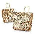 HOT AirPod Luxury Glitter Leather Magnetic Protective Cover Case