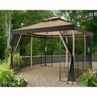 Sunjoy 10 x 10 ft. Replacement Canopy Cover for L-GZ038PST-3A - Winslow Gazebo