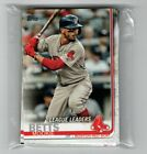 2019 Topps Red Sox Team Set Series 1 and 2 on Ebay