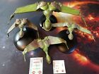 HMS BOUNTY Star Trek EAGLEMOSS Klingon BIRD OF PREY ALL VERSIONS DECALS NO MODEL on eBay