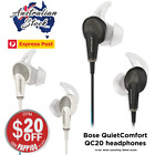 new bose quietcomfort 20 qc20i noise cancelling headphones 3 colours express