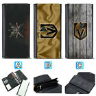Vegas Golden Knights Leather Wallet Purse Clutch Trifold Women Handbag $16.99 USD on eBay