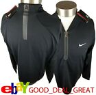Tiger Woods TW 1/2 Zip Tech Pullover 542074-010  *Extremely Rare*