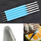 Handle Manicure Tool Sculpting Pottery Tool  Silicone Pen Clay Shaper Nail Art image
