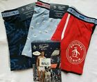 PENGUIN MEN'S BOXER BRIEFS:NWT TROPICAL,STRETCH, or FASHION (MEDIUM or LARGE)
